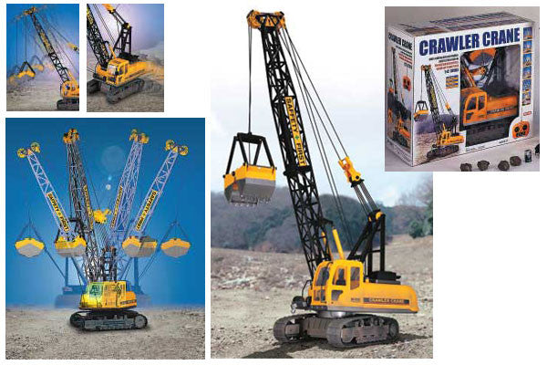 Hobby Engine Full Function RC Crawler Crane