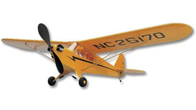 West Wings Piper J3 Cub Balsa Kit