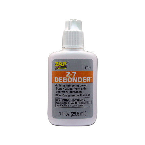 ZAP Z-7 Debonder 1oz Bottle