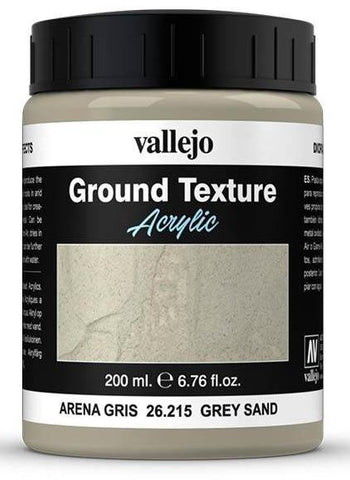 Vallejo Earth Texture Grey Sand
