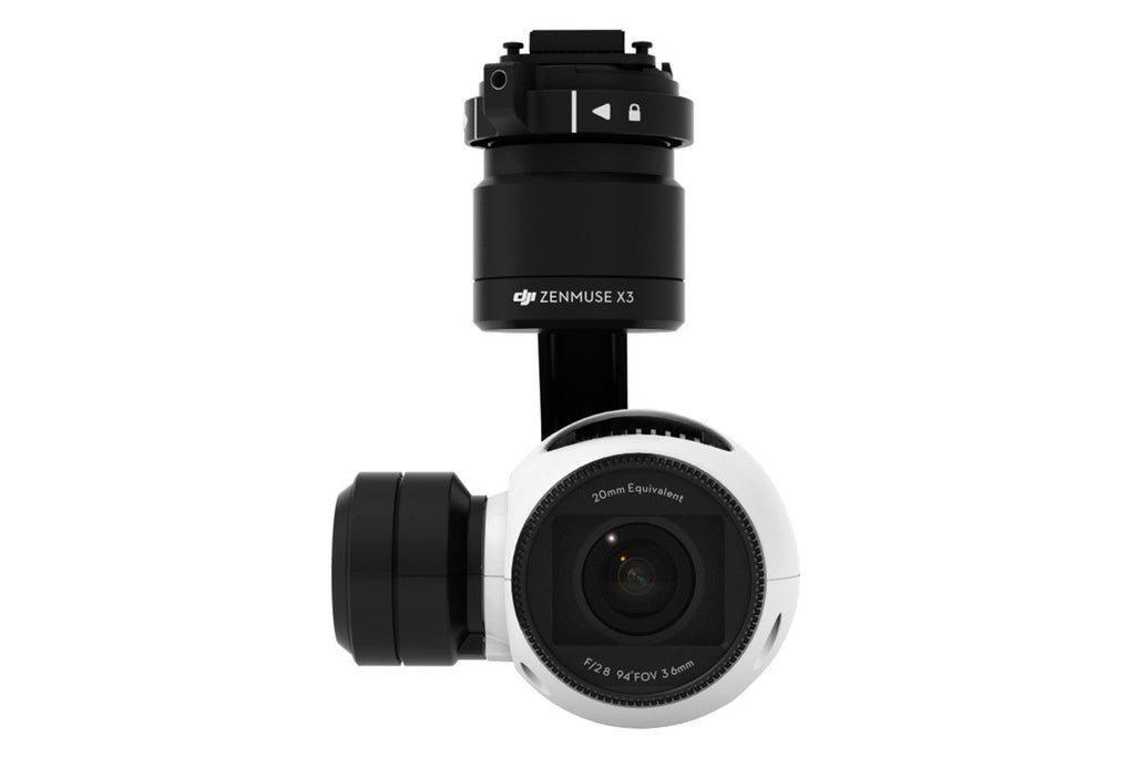 Camera for Inspire 1 and Matrice, Zenmuse 3d