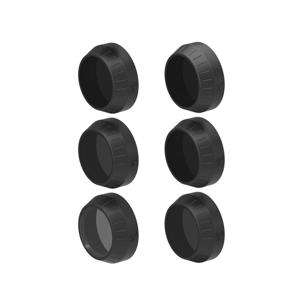 Polar Pro DJI Mavic Filter Set 6ps (CP, ND8, ND16, ND32, ND8/PL & ND16/PL)