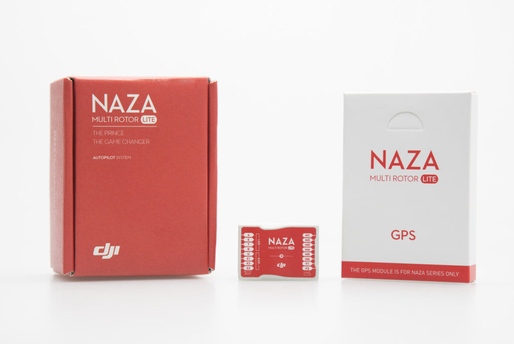 DJI Naza Light V1.1 Flight Controller with GPS