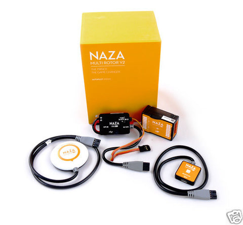 DJI Naza V2 Flight Controller with GPS
