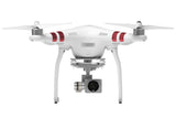 DJI Phantom 3 Standard Quadcopter Drone 2.7k/12mp