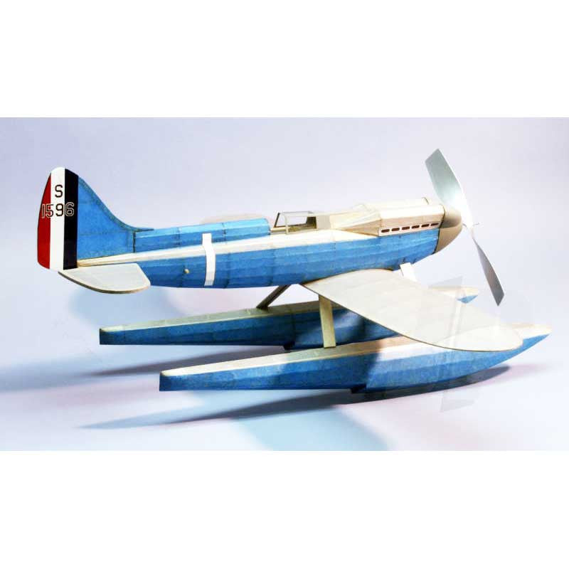 Dumas Supermarine S.6B Kit Balsa kit