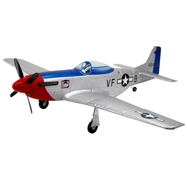 Dynam P51 'Fred Glover' Mustang (1200mm) - RTF w/Retracts