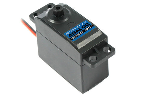 ETRONIX ES030 3.0KG ANALOG STD SERVO