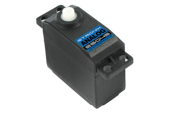 Etronix 4.5kg Standard Analog Servo (Waterproof)