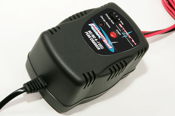 Etronix Powerpal Peak Battery Charger (AC/DC 1/2/4 amp)