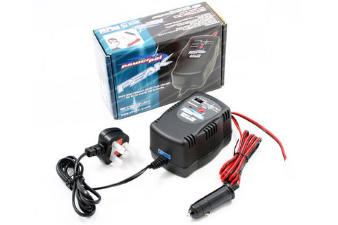 ETRONIX POWERPAL PEAK BATTERY CHARGER AC/DC 1/2/4 AMP