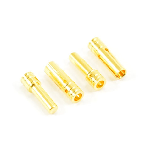 Etronix 2.0mm Gold Connectors (2Pr)