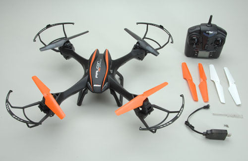 Ripmax UDI U842 Falcon 6-Axis Quad with HD Camera - RTF
