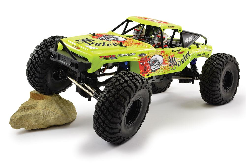 FTX Mauler 4x4 Rock Crawler Brushed 1:10 - RTR