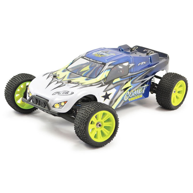 FTX Comet 1/12 Brushed 2WD Truggy - Ready To Run