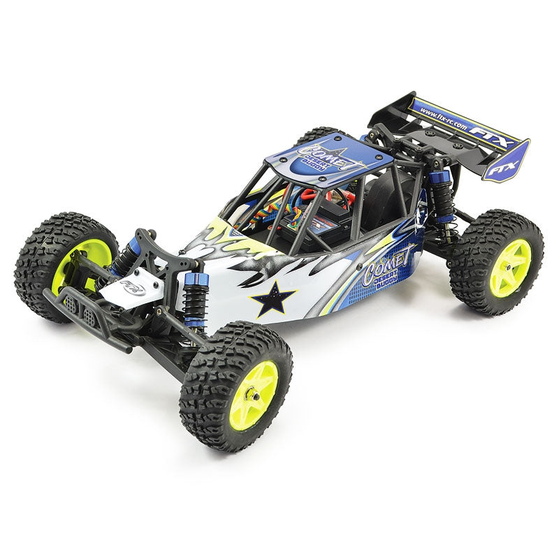 FTX Comet 1/12 Brushed 2WD Off Road Desert Caged Buggy - Ready To Run