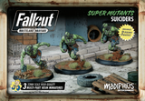 Fallout: Wasteland Warfare Super Mutants Suiciders