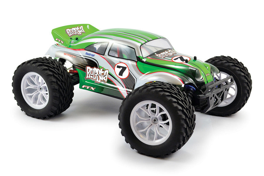 FTX Bugsta 1/10 4WD Brushless Electric RC Buggy - RTR