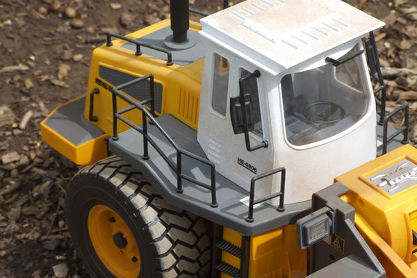 Hobby Engine RC Wheeled Loader