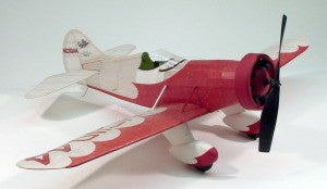 Dumas Gee Bee Model E Balsa Kit