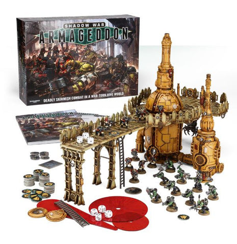 Warhammer Shadow War: Armageddon