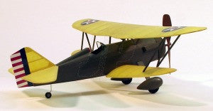 Dumas Curtiss P-6E Hawk Balsa Kit