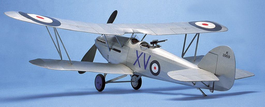 West Wings Hawker Hart Balsa Kit