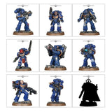 Warhammer 40K Space Marine Hereos - Full Box (12 Blind Boxes)
