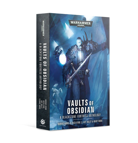 Blackstone Fortress Vaults of Obsidian (Paperback)