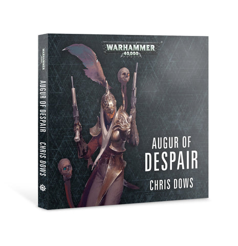 Blackstone Fortress Augur of Despair (CD) (Audio Book)