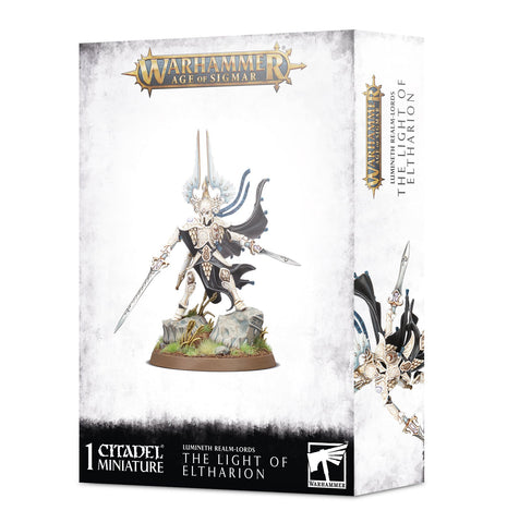Warhammer Age of Sigmar The Light of Eltharion