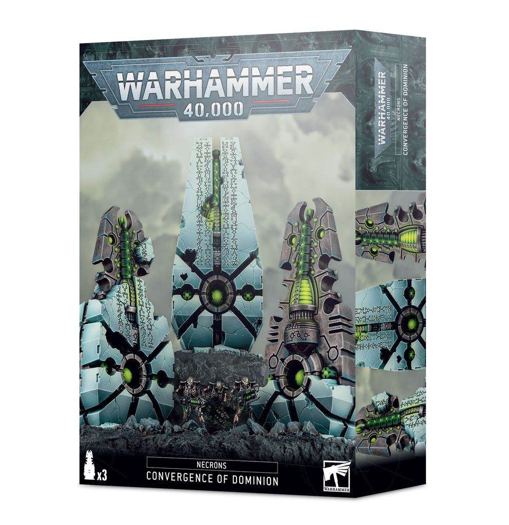 Warhammer 40K Necrons: Convergence of Dominion