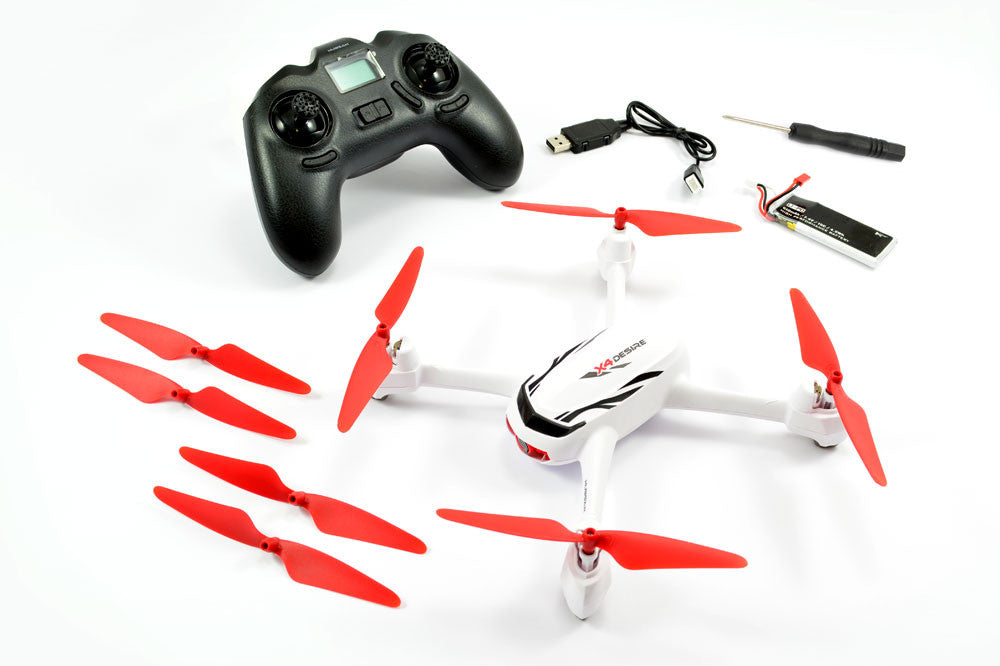 Hubsan H502E X4 Quadcopter w/GPS/RTH/Alt Hold and Headless Mode