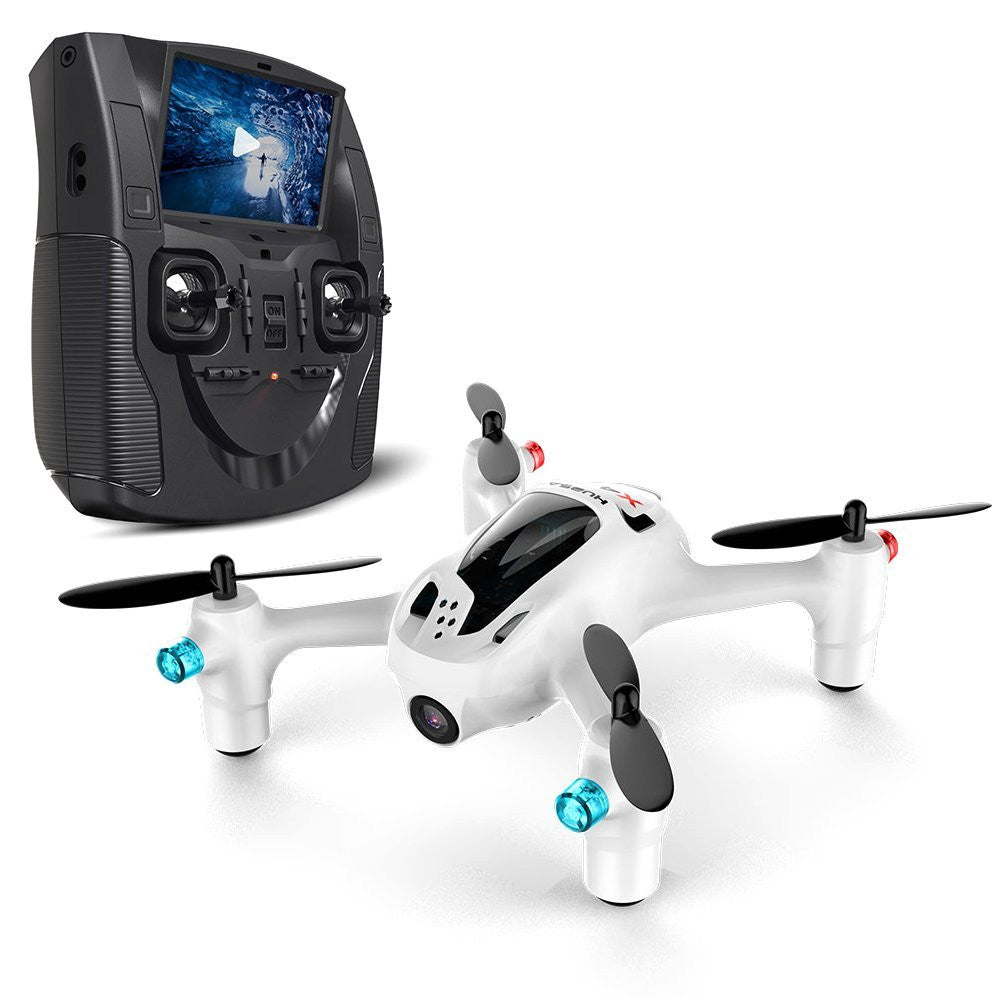 Hubsan X4+ FPV Quadcopter (with Altitude Hold & LCD TX)