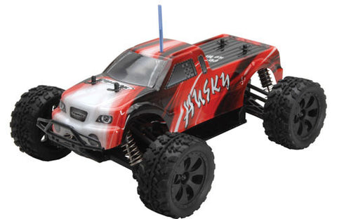 Ripmax Husky 1/18th Brushed Electric Monster Truck