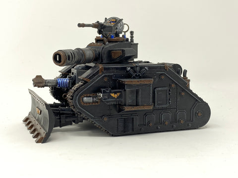 Warhammer 40K USED Imperial Guard Leman Russ Battle Tank #3
