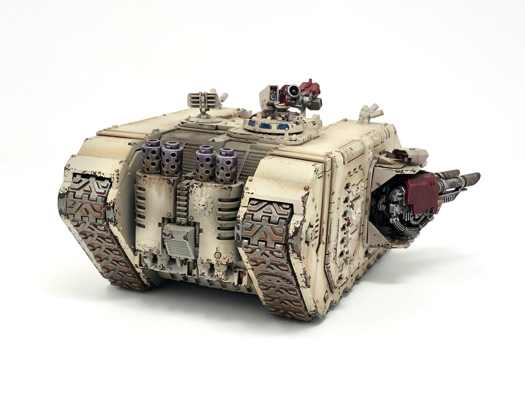 Warhammer 40K Space Marine Land Raider / Venerable