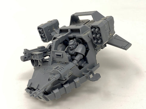 Warhammer 40K Land Speeder Typhoon (USED)