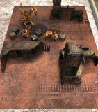 Kill Team Double Sided Quarantine and Fallout Zone (22