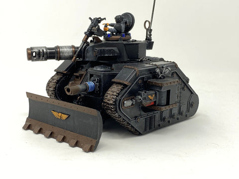 Warhammer 40K USED Imperial Guard Leman Russ Battle Tank #2