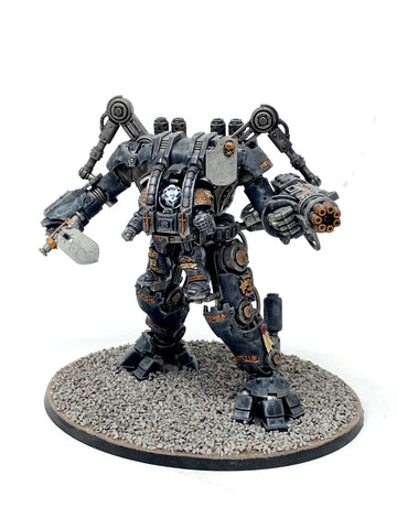 Warhammer 40K Grey Knights Nemesis Dreadknight (USED)