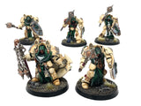 Warhammer 40K Dark Angels Deathwing Command Squad, Knights or Terminators.