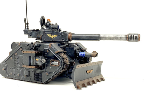 Warhammer 40K USED Imperial Guard Leman Russ Battle Tank #4