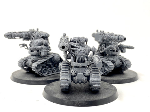 Warhammer 40K USED Kataphron Breachers / Destroyers