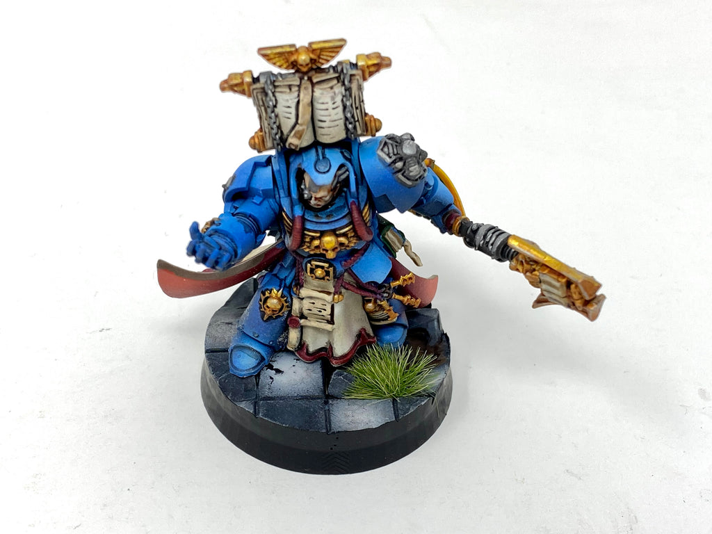 Warhammer 40K Librarian in Terminator Armour