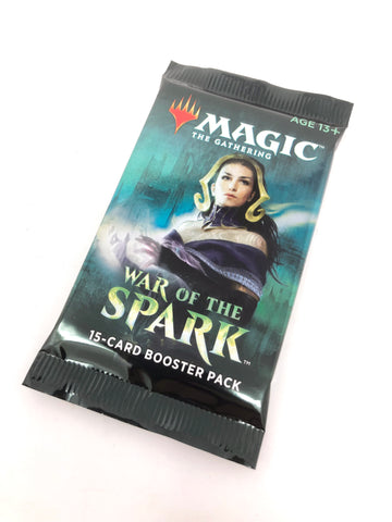 Magic: The Gathering - War Of The Spark Booster Pack (Single Pack)