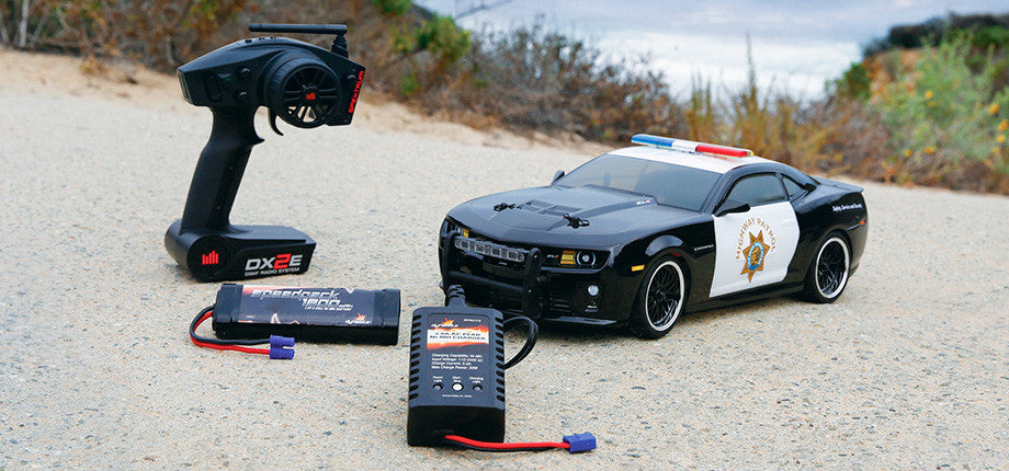 Vaterra 1/10th Scale CHP Camaro ZL1 Touring Car - RTR