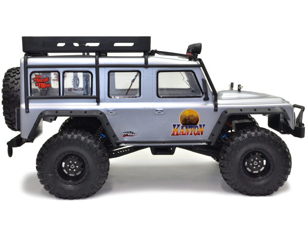 FTX Kanyon 1:10 Brushed 4WD XL Trail Crawler