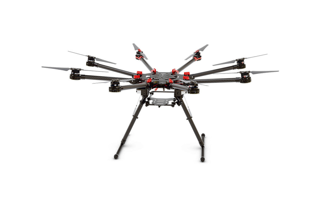 DJI Spreading Wings S1000+ Professional Multirotor Frame