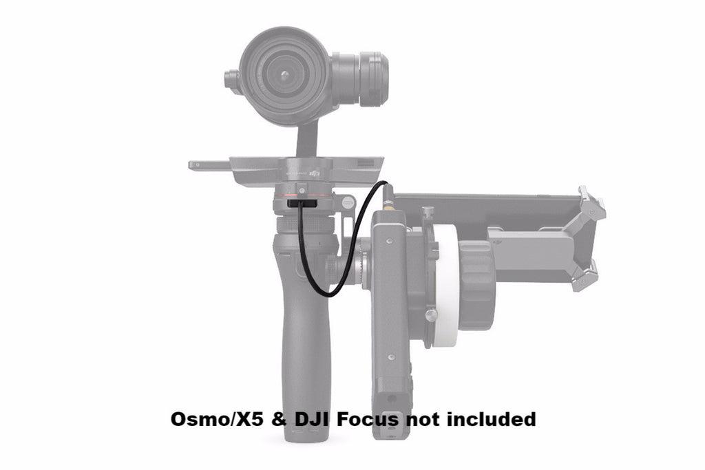 DJI Focus - Osmo Pro/RAW Adaptor Cable (0.2m)